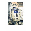 wholesale Bed sheets and blankets: Star Wars - R2D2. blancket fleece for fans of the