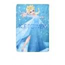 wholesale Bed sheets and blankets: Disney - frozen . Elsa - soft blancket fleece 100