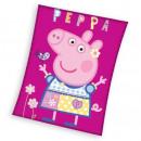 Pepa Schwein - Decke Vlies
