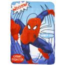 Großhandel Bettwäsche & Decken: Spider-Man, Decke 100x150 cm.