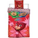 wholesale Bed sheets and blankets: PJ Masks bedding 140 cm x 200 cm.