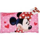 Großhandel Bettwäsche & Decken: Minnie Mouse, Kissen Kinder.