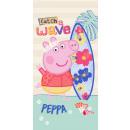 mayorista Toallas: toalla playa baño Peppa Pig .