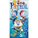 wholesale Towels: bath towel for a boy. Water Patrol - it's P