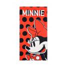 nagyker Törölközők: törülköző Minnie Mouse baba fürdéshez.