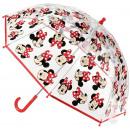 wholesale Umbrellas: Girls' transparent umbrella Minnie ...