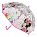 mayorista Paraguas: ratón Minnie paraguas manual 45 cm