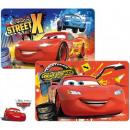groothandel Tafellinnen: Cars, mat op de tafel 3D.