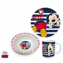 wholesale Houseware: Disney - Mickey Mouse - ceramic set: plate