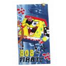 Großhandel Handtücher: Spongebob Square, Handtuch 70x140 cm.