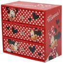 grossiste Boîtes et presentoirs bijoux: Minnie, boîte à  bijoux et autre trésors.