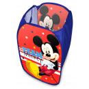 Foldable basket for toys, foldable, Disney - Micke