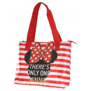wholesale Bags: Shopping bag, zippered Disney mouse