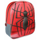 wholesale School Supplies: Boy's backpack with 3D Spider-Man application
