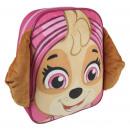 Skye backpack for girls Paw Patrol pink