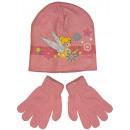 mayorista Bufandas, gorros & guantes: Sombrero y guantes para niñas Fairies.
