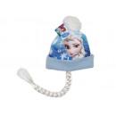 inverno Cap con treccia. Disney frozen - Elsa.