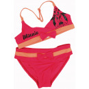 wholesale Swimwear: Minnie Mouse, Two piece swimsuit.