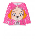 Großhandel Kinder- und Babybekleidung: Bluse Paw Patrol Nickelodeon für das Mädchen Rosa