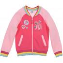 groothandel Licentie artikelen: Roze sweater met rits voor meisjes My Little Pony