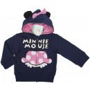 Minnie mouse, felpa con cappuccio per le ragazze