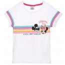 grossiste Articles sous Licence: T-shirt imprimé fille DisneyMinnie Mous