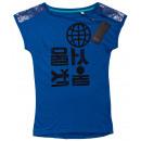 grossiste Vetements enfant et bebe: Emoi, T-shirt pour les filles, à manches courtes.