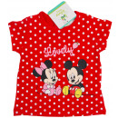wholesale Licensed Products: Minnie Mouse T-shirt short sleeve.