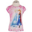 grossiste Articles sous Licence: frozen , t-shirt pour une fille.
