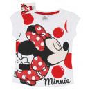 grossiste Articles sous Licence: Minnie Souris  T-shirt pour les filles.