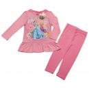 Großhandel Kinder- und Babybekleidung: Disney Princess - Set für ein Mädchen.