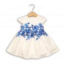 wholesale Dresses: Minoti - a beautiful dress with blue squares.
