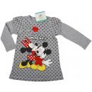 Großhandel Kinder- und Babybekleidung: Minnie Maus Kleid Baby in Punkten.