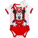 wholesale Licensed Products: Minnie Mouse. Baby body for a girl.