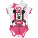 Minnie Mouse. el  cuerpo del bebé para una niña.