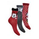 nagyker Licenc termékek: 3 páros csomag 23 - 34, 1-1-1. Lányok zokni