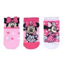 ingrosso Ingrosso Abbigliamento & Accessori: Confezione da 3 calzini per bebè Myszka MinnieDisn