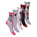 mayorista Calcetines y Medias: Conjunto de calcetines niña Myszka Minnie Disne