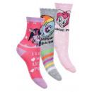 nagyker Licenc termékek: Színes zokni lányoknak My Little Pony