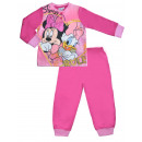 Pink two-piece pajamas Mouse Minnie and Daisy