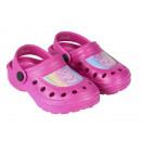 mayorista Zapatos: Pantuflas crocs para niña Peppa Pig