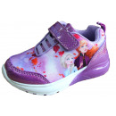 mayorista Accesorios: Zapatos deportivos brillantes para niñas. frozen 2
