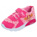 wholesale Sports Shoes: Sports shoes for girls with the Psi Patr applicati