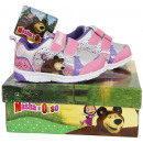 wholesale Sports Shoes: Masha and the  Bear. Sports shoes for girl