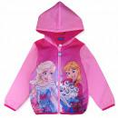 nagyker Gyerek- és babaruha: Anna és Elsa kapucnis kabát Frozen