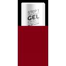 wholesale Drugstore & Beauty: X-217, CF gel effect, bordeaux,