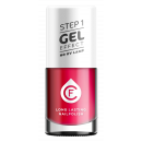 wholesale Nail Varnish: X-312, CF Gel  Effect, dark fuchsia,
