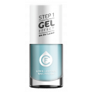 wholesale Nail Varnish: X-407, CF Gel  Effect, delicate blue,
