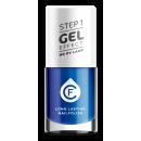 wholesale Nail Varnish: X-408, CF gel effect, royal-blue