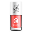 wholesale Nail Varnish: X-209, CF Gel Effect, coral,